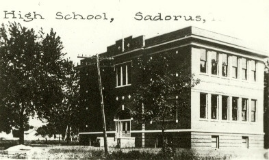Sadorus High School in Sadorus, Illinois